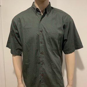 Men's vintage GAP short sleeve button down 80s/90s